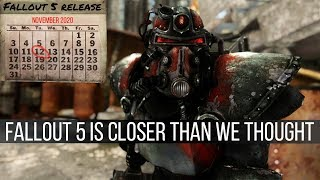 Fallout 5 May be Closer Than We Thought