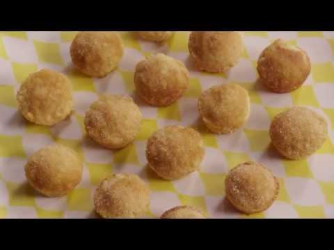 How to Make Donut Muffins | Muffin Recipe | Allrecipes.com