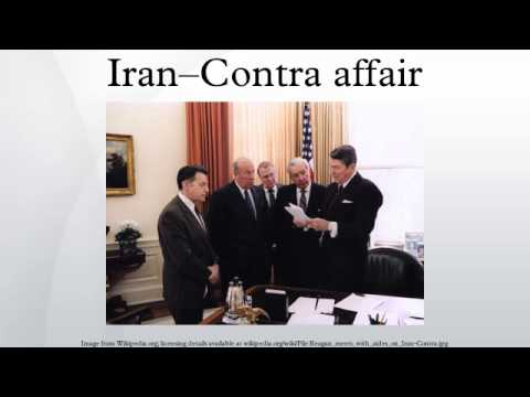 an introduction to the iran contra affair Iran-contra affair i think everyone knew we were walking a very thin line(owen) not many americans know the truth that lies behind the iran-contra scandals most would be surprised to know about the deception of our leaders.