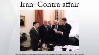 Iran–Contra affair