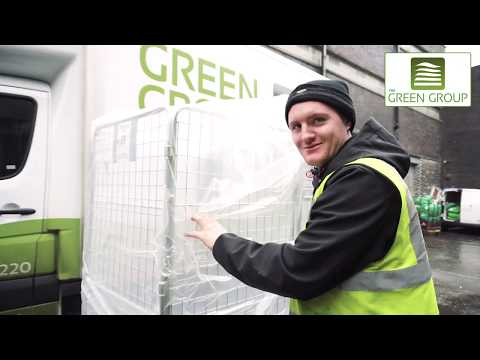 Commercial Laundry Linen Hire Glasgow Scotland - Green Group