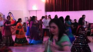 Navratri 2015  Navrang in Perth australia.day1 pt2
