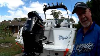 Quintrex 510 ocean spirit boat review