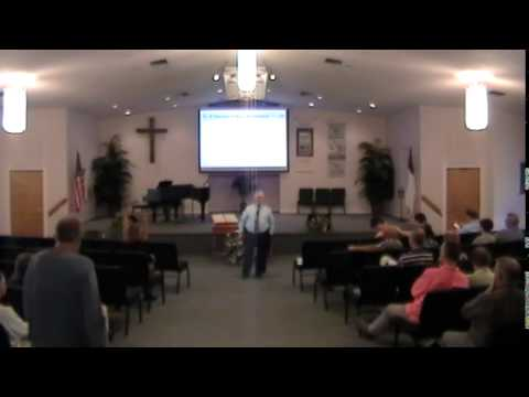 7 Characteristics of a Christian Disciple by Dr. Harry Morgan