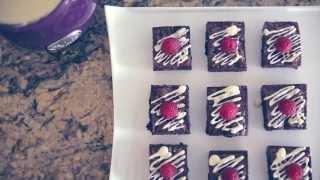 Velata Recipe Of The Month—june 2013 Raspberry Brownies