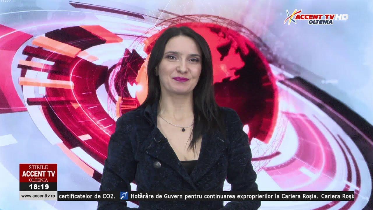 Stirile Accent TV 11 martie 2021