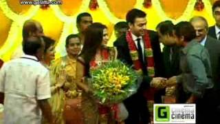 Soundarya Rajinikanth and Ashwin Wedding Reception Part-2
