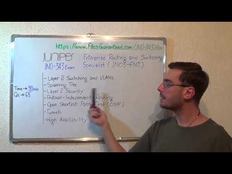 JN0-343 – Enterprise Exam Routing and Switching Test Specialist Questions