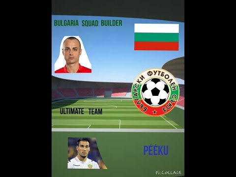 Fifa 15 | Ultimate Team | #6 | Bulgaria Squad Builder
