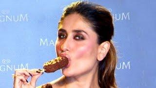 Kareena Kapoor Having Ice Cream