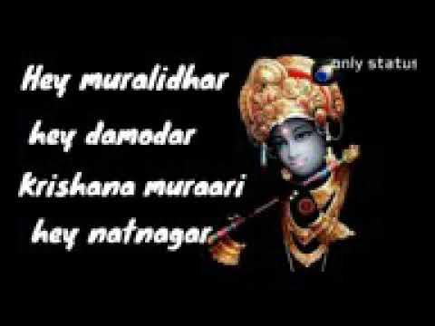Hey murlidhar hey damodar