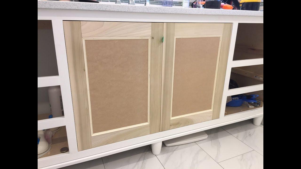 Build A Shaker Style Door