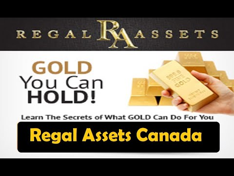 Regal Assets Canada is live and accepting gold and silver RRSP and TFSA investments as of today