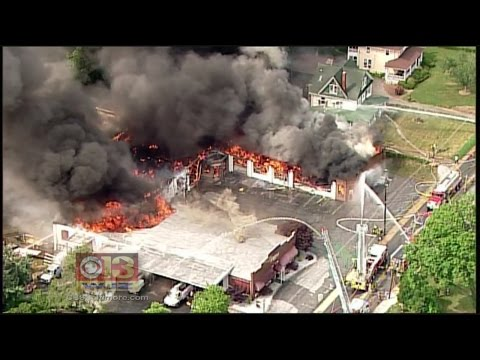Mt  Airy MD Two-Alarm Fire Videos - Fire Fighter Nation