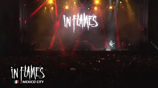 In Flames - The Hive - Live In Mexico 2019