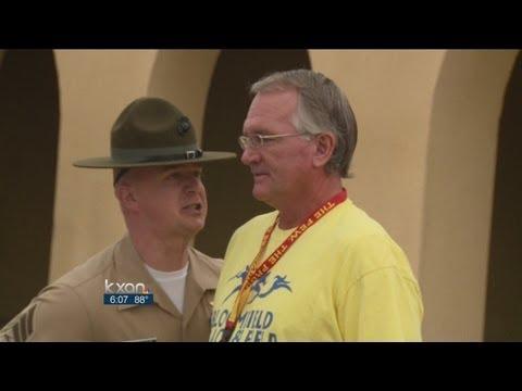 Educators head to Marine boot camp