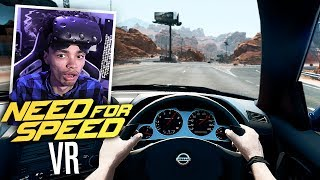 Need for Speed In VIRTUAL REALITY?!