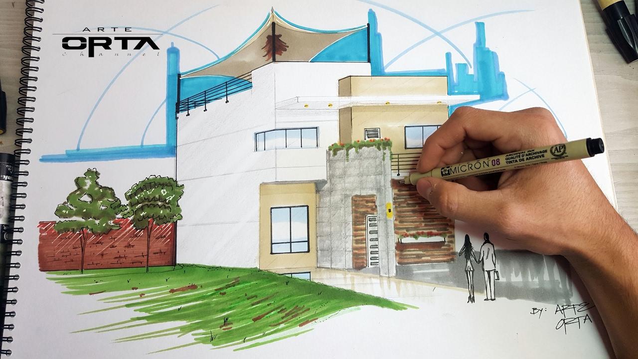 Como dise ar tu casa arte orta youtube Como disenar tu casa