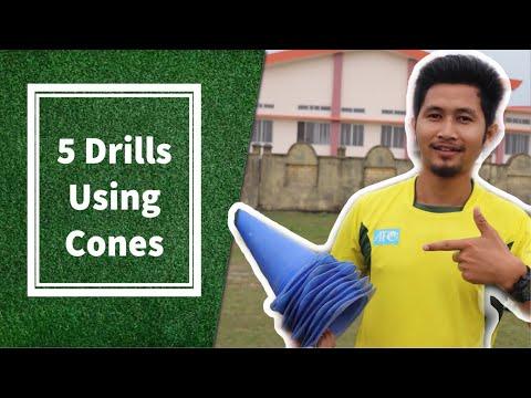 5 Essential Drills Using Cones