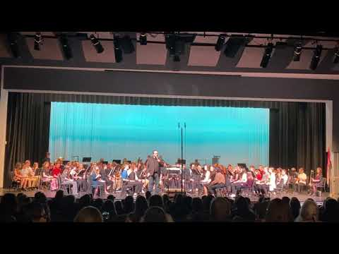 2020 Jefferson County Middle School Honor Band Theme & Variation