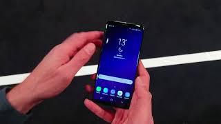 Samsung Galaxy S9 - første indtryk