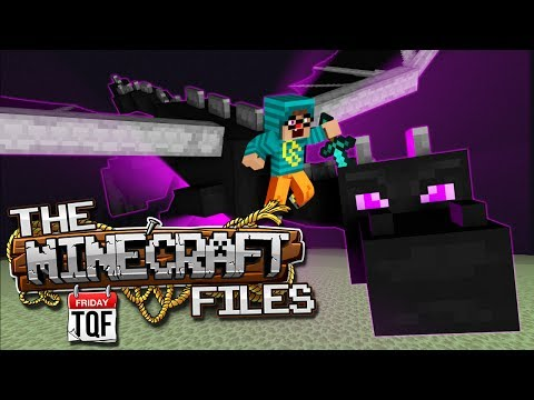 The Minecraft Files #363 TQF - ENDERDRAGON BATTLE!!! (HD)