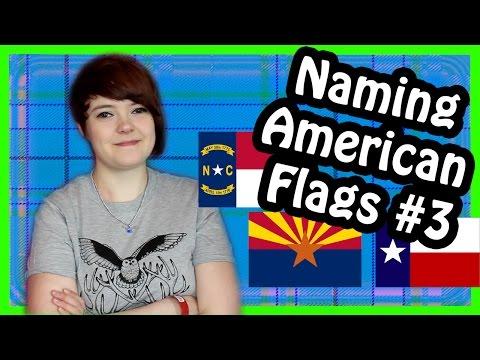 Naming American Flags #3