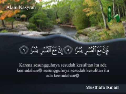 094 Surah Alam Nasyrah (Al-Qur`an Terjemahan Indonesia)