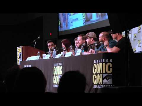Rooster Teeth 2015 San Diego ComicCon Panel