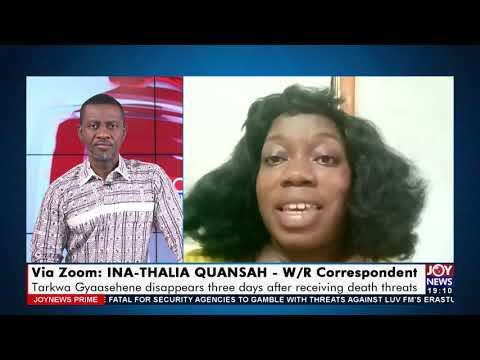 Update: Tarkwa Gyaasehene disappears three days - Joy News Prime (15-7 -21)