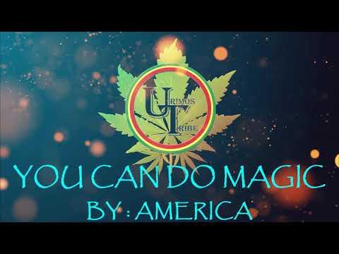 You Can Do Magic - America | Official Karaoke Video