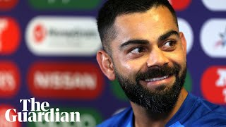 India captain Kohli 'surprised' by England's World Cup struggles