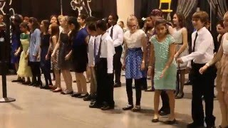 Dancing Feet Ballroom Dancing competition intro dance