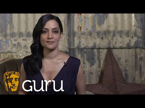 60 Seconds With...Archie Panjabi