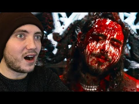 Post Malone - 'rockstar' Music Video Reaction!