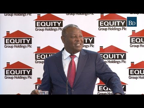 Equity Group's business model defies an operating environment to grow profits by 14%