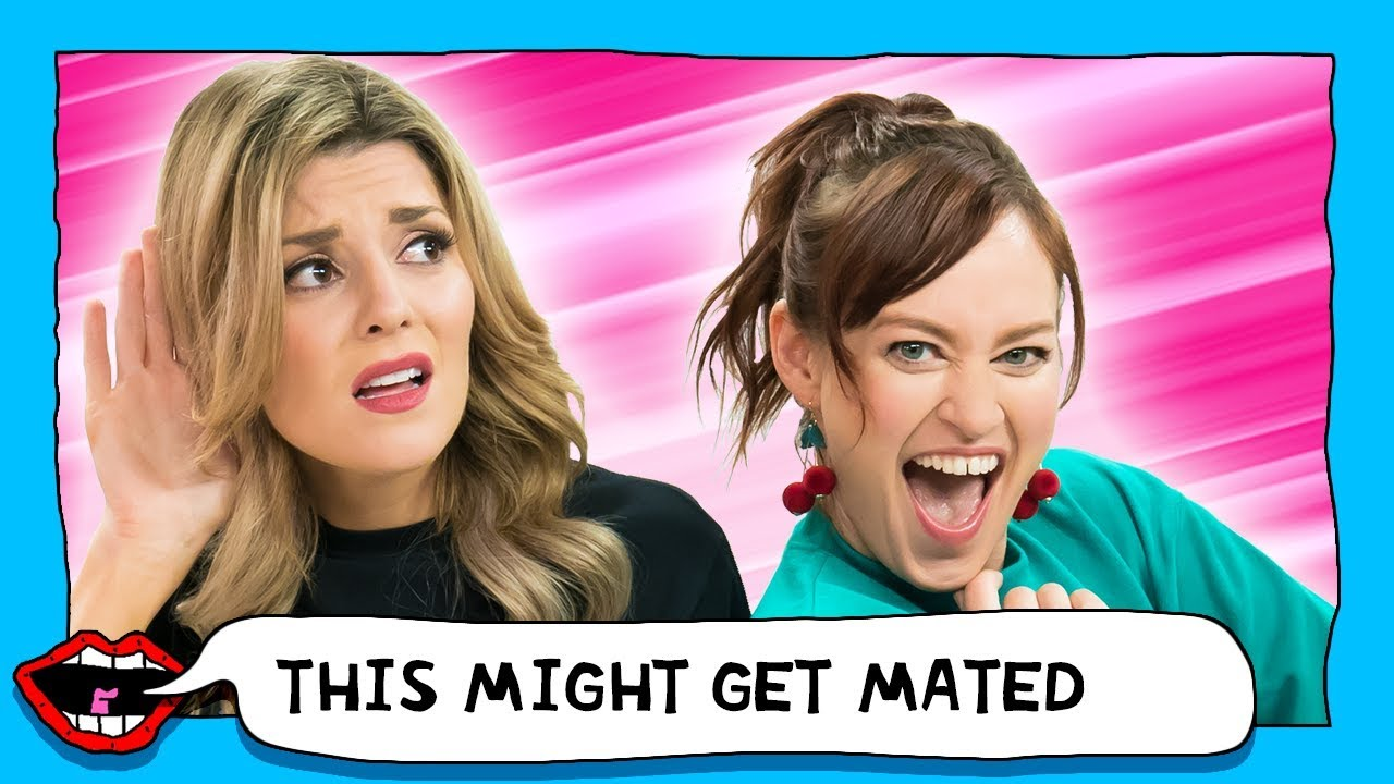 REACTING TO ANIMAL MATING CALLS with Grace Helbig & Mamrie Hart