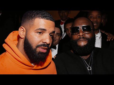 Смотреть клип Drake, Rick Ross - Lemon Pepper Freestyle