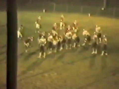 1986 Wagoner Bulldogs at Stilwell Indians Football