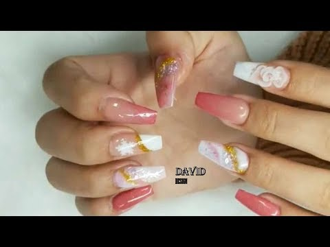 CHRISTMAS NAILS/NAIL TECHNICIAN-DAVID/THE BEST NAIL ART DESIGN COMPILATION #43