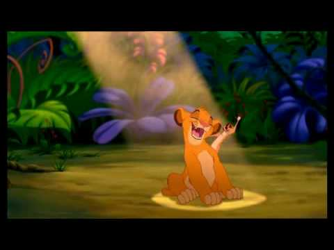 le roi lion the lion king hakuna matata french youtube. Black Bedroom Furniture Sets. Home Design Ideas