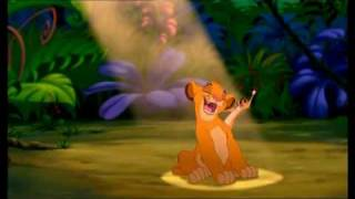 Le Roi Lion (the Lion King) Hakuna Matata (french)
