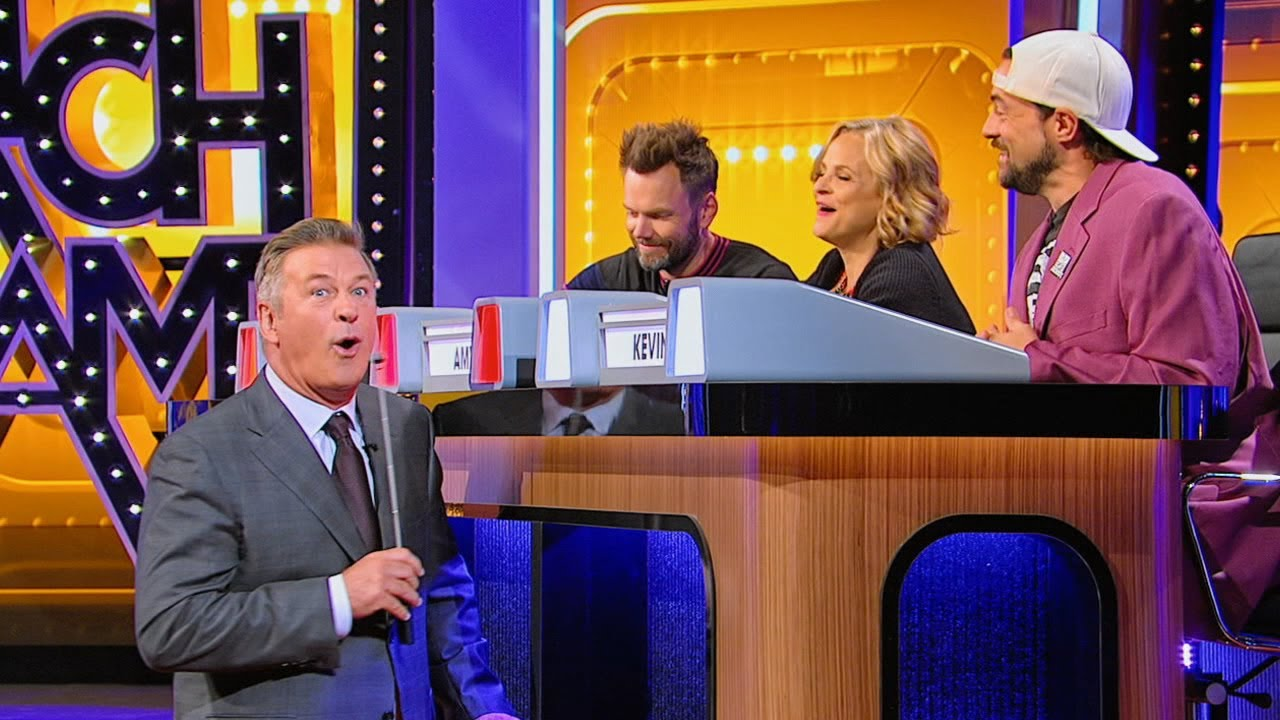 Download Marshmallows and Alec Baldwin Have This In Common - Match Game