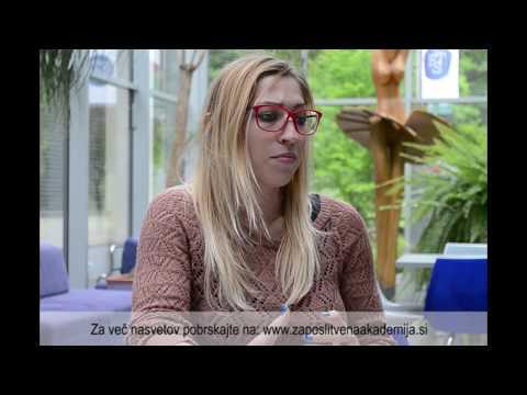 Nasvet za iskalca zaposlitve, Nastja Kramer, Zaposlitvena akademija