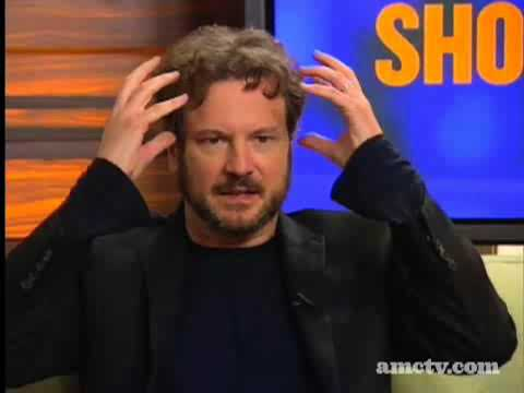 Funny Colin Firth about His Repeated Spandex Experiences :