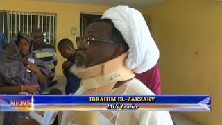 Death Rumour: El-Zakzaky Speaks To Press Says He Is Alive