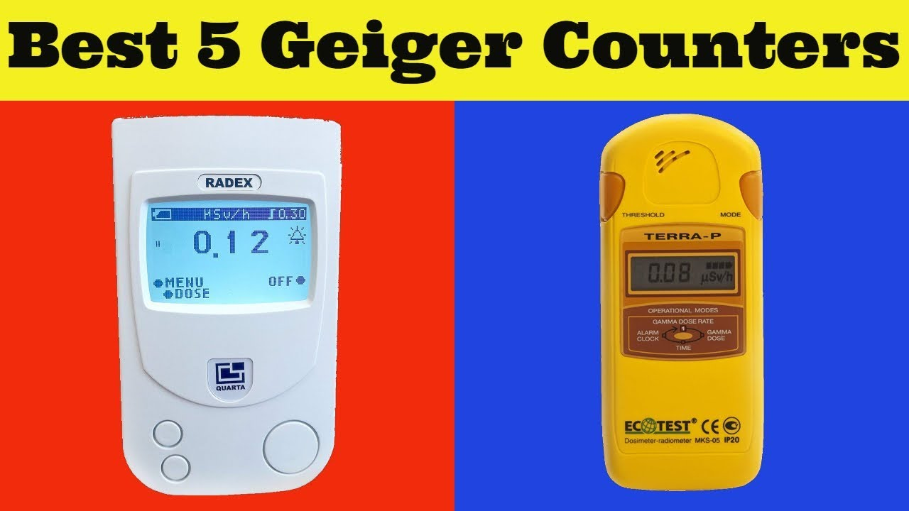 Geiger Counter Youtube