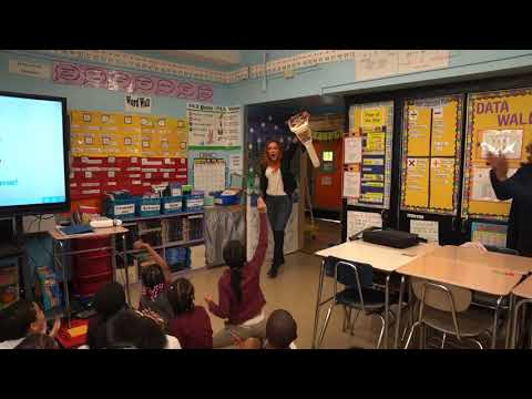 WWE and Unicef Donate to  P.S.81 Thaddeus Stevens School in NYC