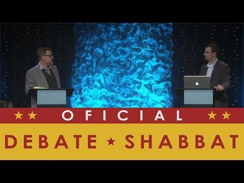 ¡Shabbat... El Debate! - Jim Staley vs Chris Rosebrough