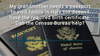 Who Knew? No Birth Certificate. No Problem. thumbnail
